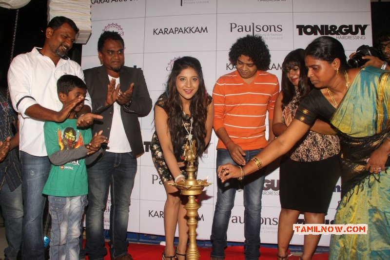 Toni Guy Essensuals Omr Launch Tamil Event Recent Picture 405