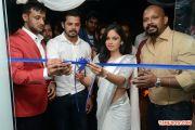 Toni Guy Essensuals Salon Launch By Actress Nandita