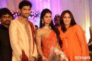 T Rajendran Daughter Reception With Aishwarya Dhanush 849
