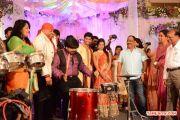 T Rajendran Daughter Wedding Reception 380