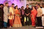 T Rajendran Daughter Wedding Reception With Vijay Simbhu 608