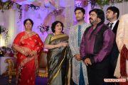 Tr Daughter Ellakkiya Wedding Reception 7571