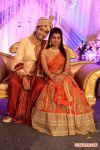 Tr Daughter Ellakkiya Wedding Reception Photos 589