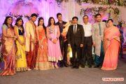 Tr Daughter Ellakkiya Wedding Reception Stills 8342
