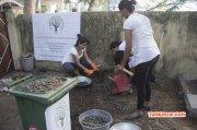 Pics Trisha Participates In Swachh Bharat 7391