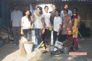 Still Trisha Participates In Swachh Bharat Event 3042