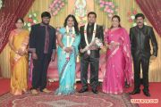 Poornima Bhagyaraj At The Reception 564