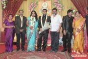 V Swamynathan Son Reception 5516
