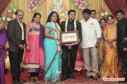 V Swamynathan Son Reception 6769