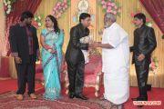 V Swamynathan Son Reception 7759