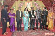 V Swamynathan Son Reception Photos 6346