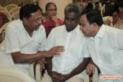 V Swamynathan Son Reception Stills 9395