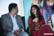 Vaayai Moodi Pesavum Movie Press Meet Stills 7931
