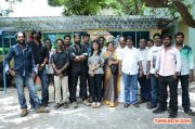 Valiyudan Oru Kadhal Team Interview Stills 4279