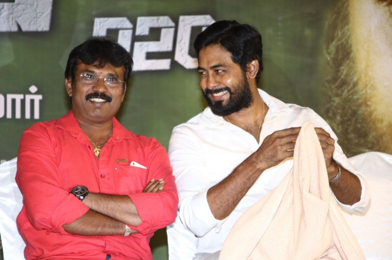 2019 Photos Veerapuram 220 Audio Launch Tamil Event 2138
