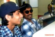 Anirudh And Dhanush At Velaiyilla Pattathari Audio Launch 497