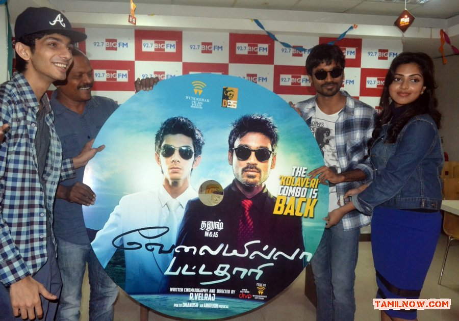Velaiyilla Pattathari Audio Launch 6655