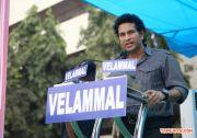 Velammal Honours Sachin Tendulkar