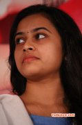 Sri Divya At Vellaikara Durai Pressmeet Still 308
