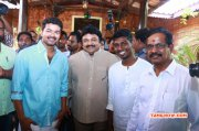 Event Gallery Vijay And Prabhu At New Movie Launch 870