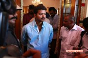 Ilaiyathalapathy Vijay New Film Launch 107