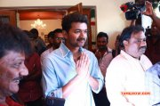 Jun 2015 Gallery Function Vijay 59th Movie Pooja 2453