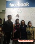 Vijay At Celebrity Meet In Facebook India Office 141