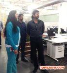 Vijay At Celebrity Meet In Facebook India Office 5632