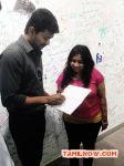 Vijay At Celebrity Meet In Facebook India Office 7565