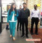 Vijay At Celebrity Meet In Facebook India Office Photos 9354