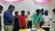 Vijay At Santhosh Narayan Birthday