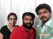 Vijay At Santhosh Narayan Birthday Tamil Function New Stills 5402