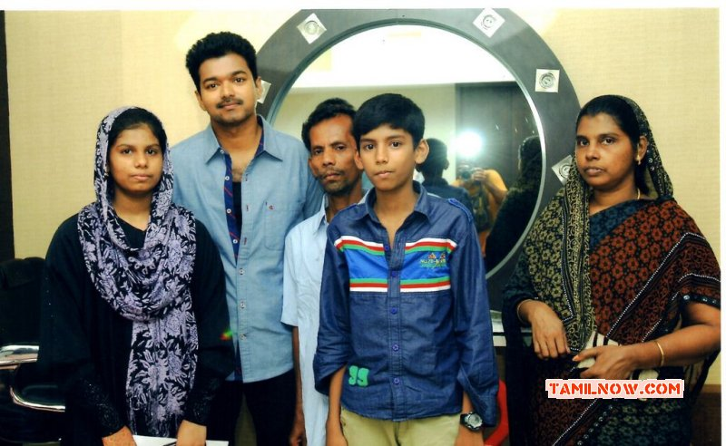 Function Vijay Help To Poor Student Latest Pictures 1709