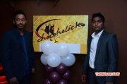 Tamil Function Vijay Sethupathi Inaugurates Chocoholic Chocolate Bar Pic 8902