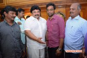 Function Vikram Prabhu Press Meet 2014 Pictures 7982
