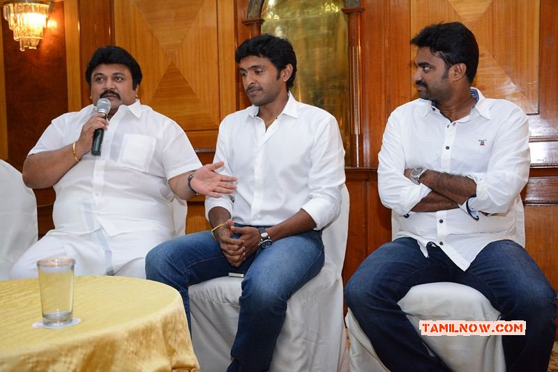 Vikram Prabhu Press Meet Tamil Movie Event Oct 2014 Gallery 4588