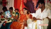 Vishal At Marriage Of 10 Poor Girls