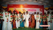 Jun 2015 Pictures Vishal At Marriage Of 10 Poor Girls Function 2048