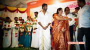 Vishal At Marriage Of 10 Poor Girls Recent Albums 174