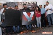 Vishal Birthday And Poojai Pressmeet Photos 7587
