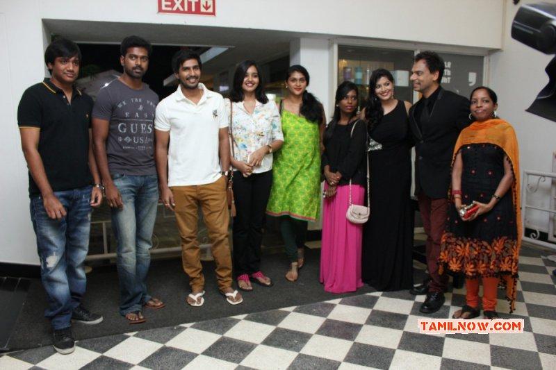2014 Pic Vishal Film Factory Chicago Musical Tamil Event 4956