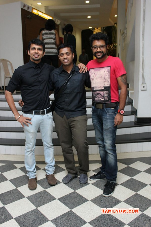Tamil Event Vishal Film Factory Chicago Musical Oct 2014 Image 7780
