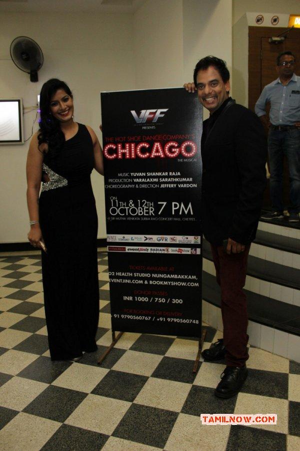 Vishal Film Factory Chicago Musical Tamil Movie Event Galleries 2123