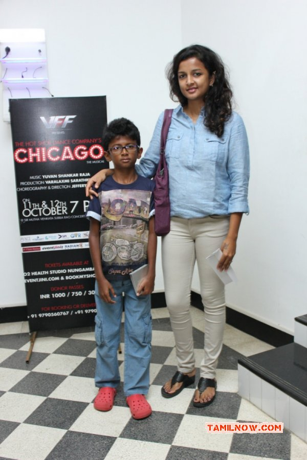 Vishal Film Factory Chicago Musical Tamil Movie Event New Album 4655