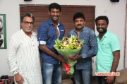 Vishal Film Factory Production No 11 Pooja