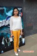 Actress Abhinaya Vizhithiru Audio Launch Pic 280